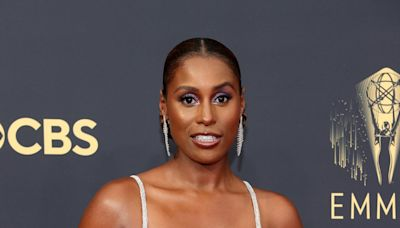 Issa Rae's Diamond Grills Took Her Emmys Glam to the Next Level