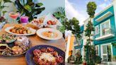 墾丁IG洗版的民宿、餐廳太美了!「台版義大利彩色島、LA風格餐酒館、米倉老宅咖啡廳」立刻衝一波