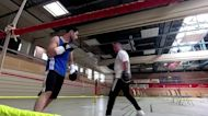 Syrian boxer competes 'for all refugees' at Olympics
