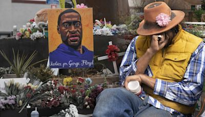 One year after George Floyd's murder, Minneapolis finds moving on a difficult prospect