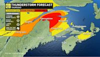 Tornado possible as severe storms dominate eastern Canada