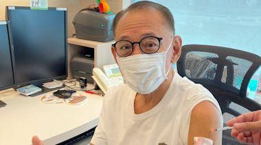 【維港會】英皇集團主席楊受成接種科興疫苗 鼓勵市民打針