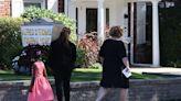 Friends, family gather in Milton for wake of BU Professor David K. Jones - The Boston Globe
