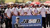 MotoGP retires Dupasquier's race number 50