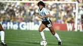La muerte de Maradona marcó un récord de visitas en uno de los sitios más populares del mundo