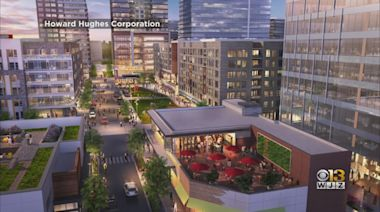 More Food Options Coming To Columbia's Merriweather District