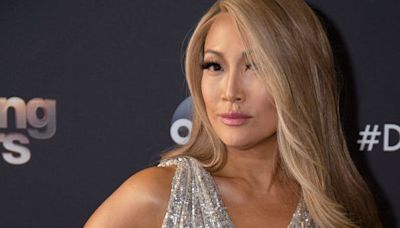 Celebrities Are Rooting on Carrie Ann Inaba After She Posts a New Health Update