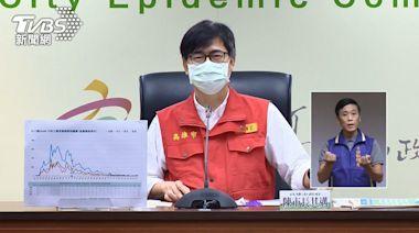 高雄21日+0破功!整外醫師打了2劑疫苗 北上訪友染疫│TVBS新聞網