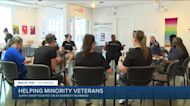 Veterans group hands out supplies in Richmond