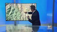 Moderate Quake, Aftershocks Strike Eastern Sierra Nevada