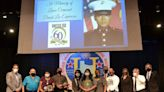 UISD honors fallen Marine and his family