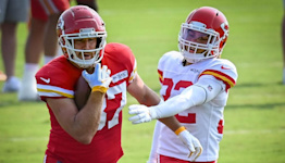 How Travis Kelce can be even better in 2021. And other observations from Chiefs camp