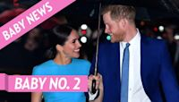 How the Royal Family Reacted to Prince Harry, Meghan Markle's Pregnancy