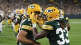 Aaron Rodgers, Aaron Jones Power Packers to Victory over Jared Goff, Lions on MNF
