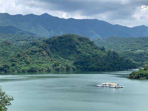 颱風氣流神助攻!台南4水庫大豐收 總蓄水量破4.8億噸