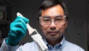 美華裔教授研最白油漆 冷卻功率強過冷氣