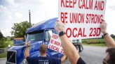 Bourbon maker reaches tentative deal with striking workers