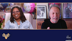 Billy Crystal Surprises Whoopi Goldberg With Special Birthday Pic of Her With Robin Williams