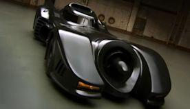 Get Schooled In Batmobile History