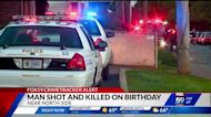 Teen shot to death during his own birthday party in Indianapolis