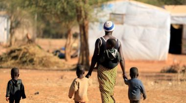 Violence in West Africa's Sahel displaces record 2 million people, U.N. says