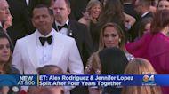 A-Rod, J-Lo Call It Quits
