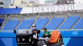 The Zen of the Olympic Bullpen Cart