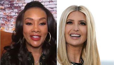 Vivica A. Fox Recalls Racist Insult From Ivanka Trump On 'Celebrity Apprentice'