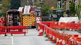 Engineer killed as car ploughs into two workmen leaving 2,000 without power
