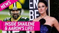 Shailene Woodley: I Still Mix Up Football Terms After Aaron Engagement