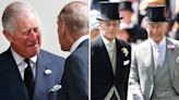 Prince Charles reveals the last words to his dad on eve of his death