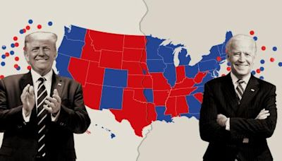 Build your own US election result: plot a win for Biden or Trump