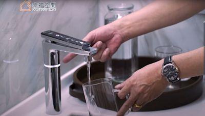 冰熱溫水操之在手!職人水專家讓你安心喝好水