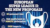 European Super League back on with radical new changes despite huge backlash
