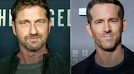 Gerard Butler admits that he doesn't watch Ryan Reynolds' movies
