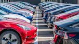 Tesla 美中歐市佔率創新高:在路上跑的每一百輛車之中,至少有一台就是特斯拉
