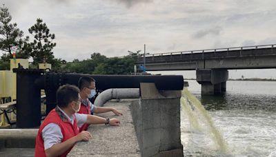 璨樹颱風來襲 南市無感還出太陽、水利局持續監控水情