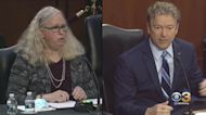 Sen. Rand Paul Slammed For Transphobic Questioning During Dr. Rachel Levine's Confirmation Hearing