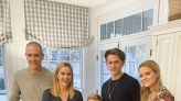 Reese Witherspoon Shares Family Thanksgiving Photo as She Thanks Frontline Workers
