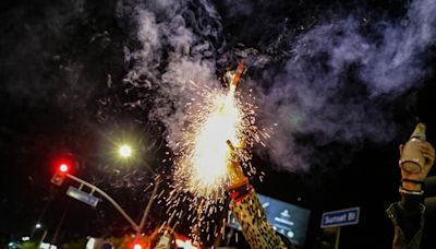 Citing 'grave threat,' L.A. city attorney vows to crack down on online sales of fireworks