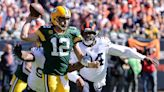 Aaron Rodgers, Packers Beat Justin Fields, Bears in NFC North Rivalry Game