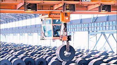 6月盤價漲8% 連12漲 中鋼:Q3需求更高 - 自由財經