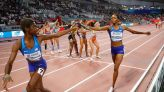 Athletics-Muhammad, McLaughlin set for 400m hurdle showdown at U.S. trials