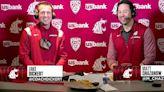 Jake Dickert on WSU coaches show: let's talk about Jayden de Laura's growth