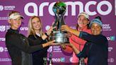 Team Jessica Korda wins Aramco Team Series -- first Ladies European Tour event held in US