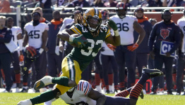 RBs Aaron Jones and A.J. Dillon are on a roll for Packers