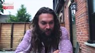 Jason Momoa on How He Creeped Out Liam Neeson and Al Pacino When He Got to Hollywood   THR News