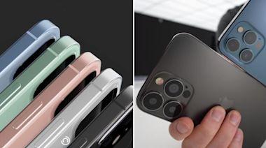 iPhone 13又有新色!超質感「完美摩卡可可色」實體美翻 模型機「瀏海縮小30%」鏡頭也有驚喜❤️