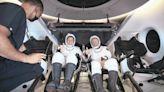 SpaceX太空船 「飛龍奮進號」首載人試飛大成功