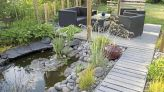 Add interest and sophistication to your garden with these DIY water features